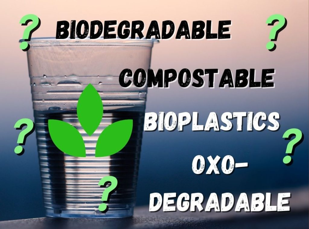 Biodegradable vs Compostable - What is the Difference?
